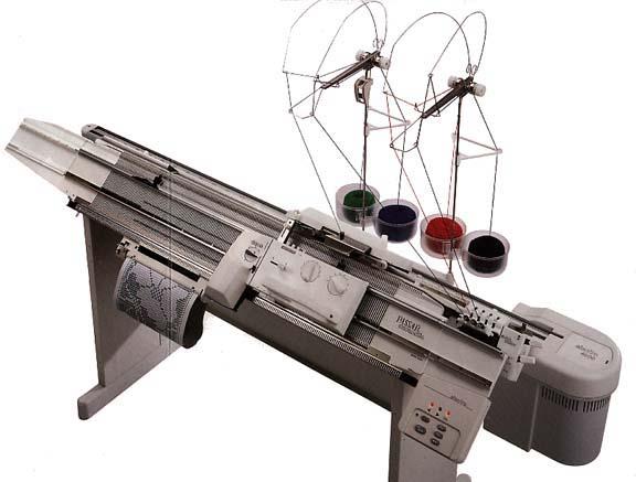 ترخیص ماشین آلات بافندگی