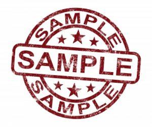ترخیص نمونه | ترخیص نمونه بی بهای کالا در واردات و صادرات | ترخیص نمونه کالا از گمرک