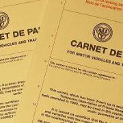 ترخیص و واردات موقت نمایشگاهی آ ت آ – ATA و ورود موقت خودرو تحت کارنه CPD