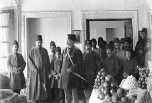 ناصر الدین شاه - تاریخ گمرک ایرن و ترخیص کالا در دوره قاجار