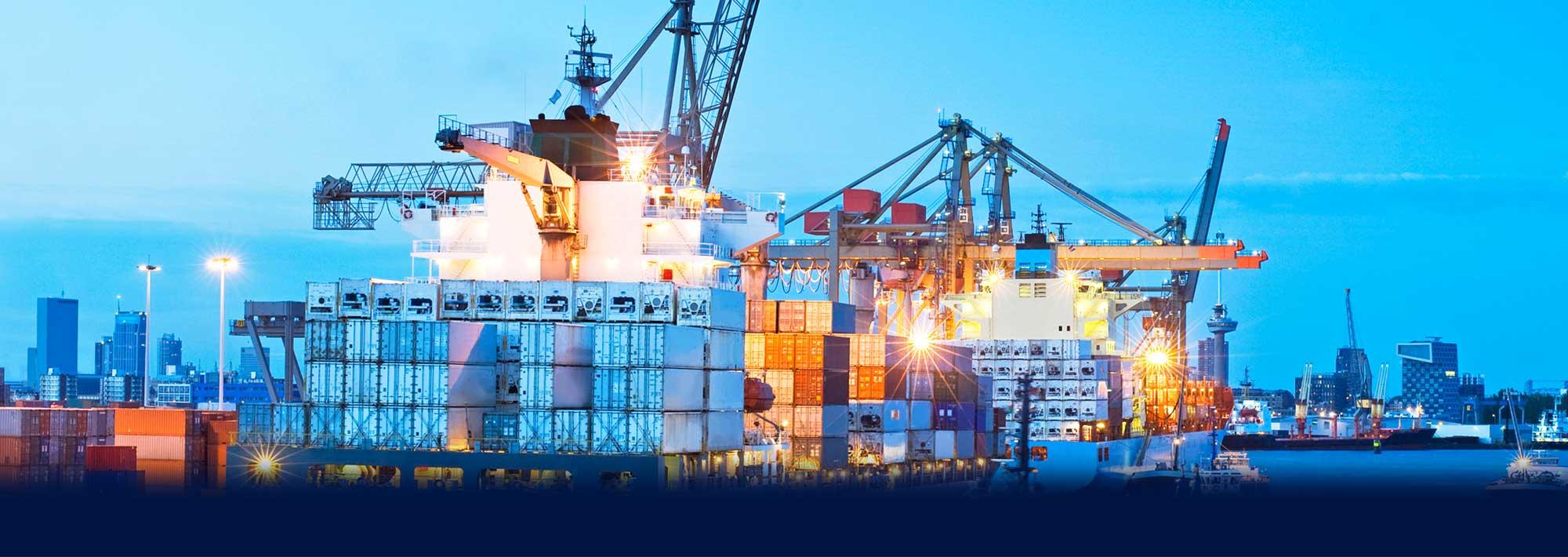 ترخیص و صادرات کالا | ترخیص قطعی کالا از گمرک | شرکت بازرگانی ترخیص