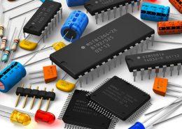 ثبت سفارش کالا واردات قطعات الکترونیکی ترخیص کالا ترخیص کار گمرکی